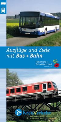 Excursions and destinations with bus and train